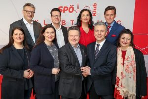 Klubtagung 2019 der SPÖ Wien